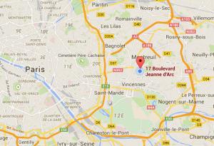 La Caracole - Ebenisterie menuiserie agencement<br />  17 bd jeanne d'Arc 93100 Montreuil